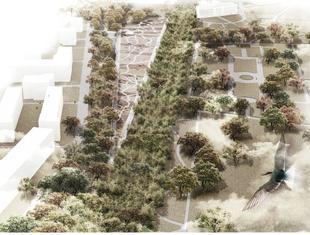 Konkurs architektoniczny na projekt Ogrodu XXI wieku wraz z pawilonem wystawienniczym. WYNIKI