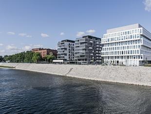 Zespół mieszkaniowo-biurowy na Nadodrzu we Wrocławiu