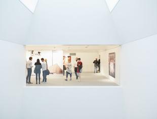 Finisaż wystawy Architektura Muzyką Przestrzeni