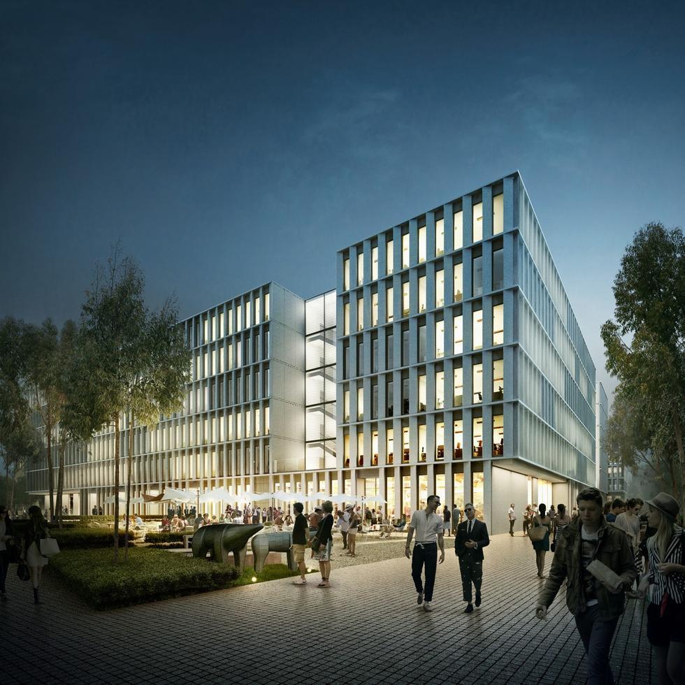 Kompleks Bobrowiecka w Warszawie
