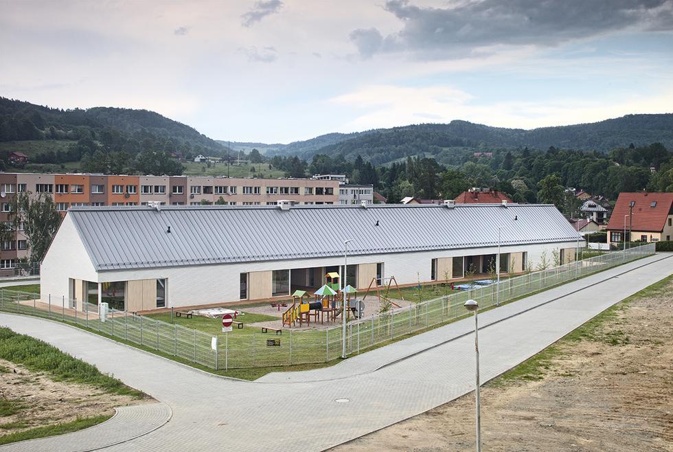 Ekologiczne przedszkole w Lądku-Zdroju
